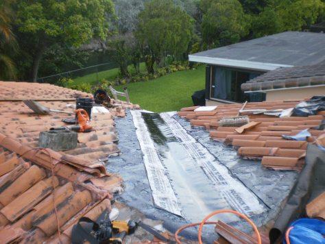 Tile Roof Repair In Miami Lakes