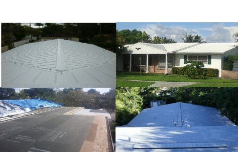 South Florida Roof Replacement Options