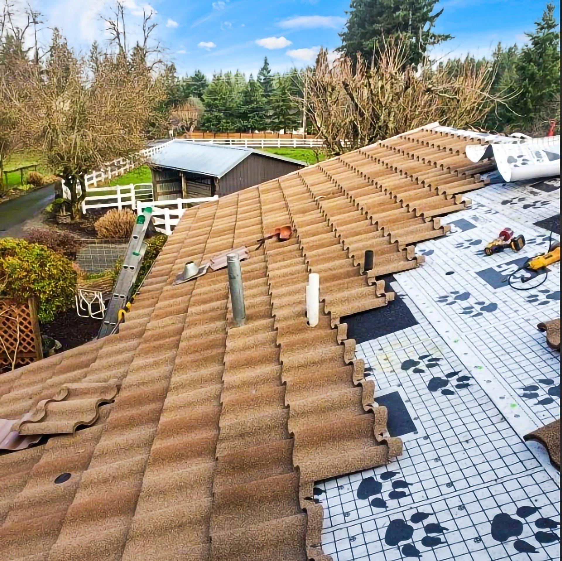 decra metal roofing photo gallery