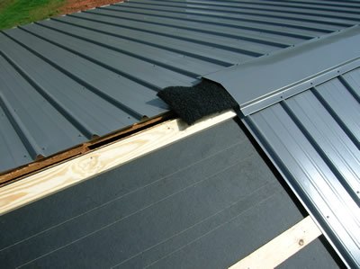 Metal Roof Repair How To Fix A Leaky Metal Roof