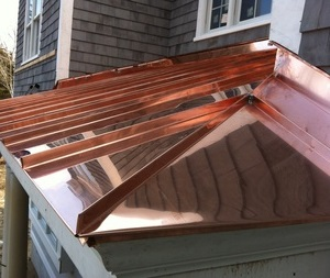 Copper Roofing Cost And Pros Amp Cons Guide For Homeowners