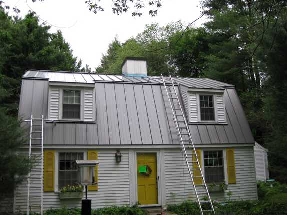 Standing Seam Metal Roofing Installation Diy Step By