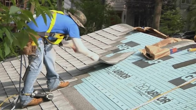 plan the entire job in advance always plan for 10 roofing materials waste in your calculations and never take any shortcuts to get the job done - Shingling A Roof