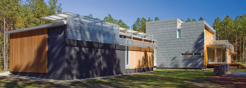Greenville House By Tonic Design. Zinc ...