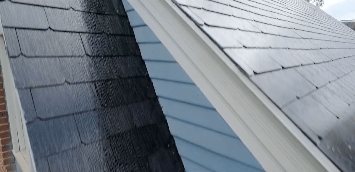 Solarcity Roof Tiles >> Tesla Solar Roof Cost: Solar Glass Shingles & Tiles