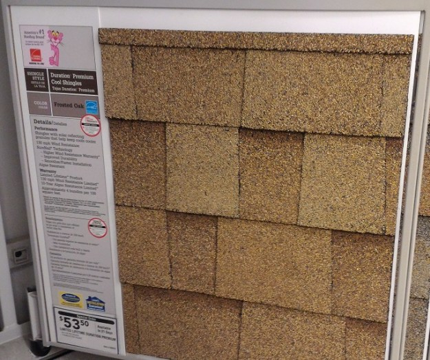 Owens Corning Shingles Options Amp Prices At Lowe S