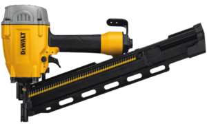 DEWALT has released a Coil Roofing Nailer, Model No. DW45RN.
