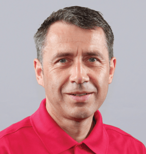 Lennard Spirig, Europe market manager, is based in Switzerland servicing the European market.