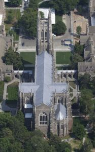 Originally constructed between 1930 and 1932, the Duke Chapel doors are officially reopened, after a year-long restoration and renovation project.