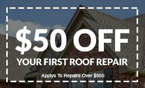 roof repair discount coupon