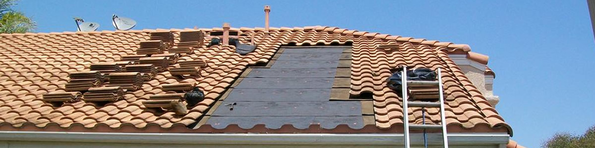 tile re roof replacement Fellsmere 32948