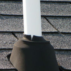 roof vent pipe leak repair Dulles VA