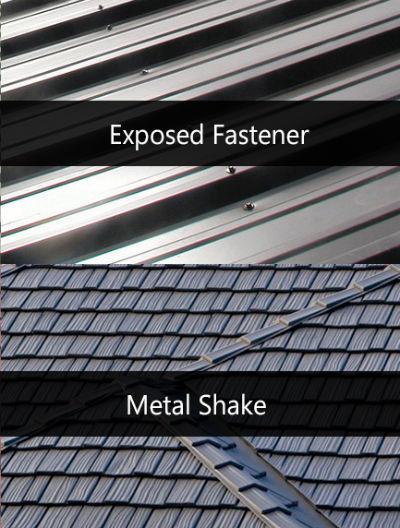 metal re roof