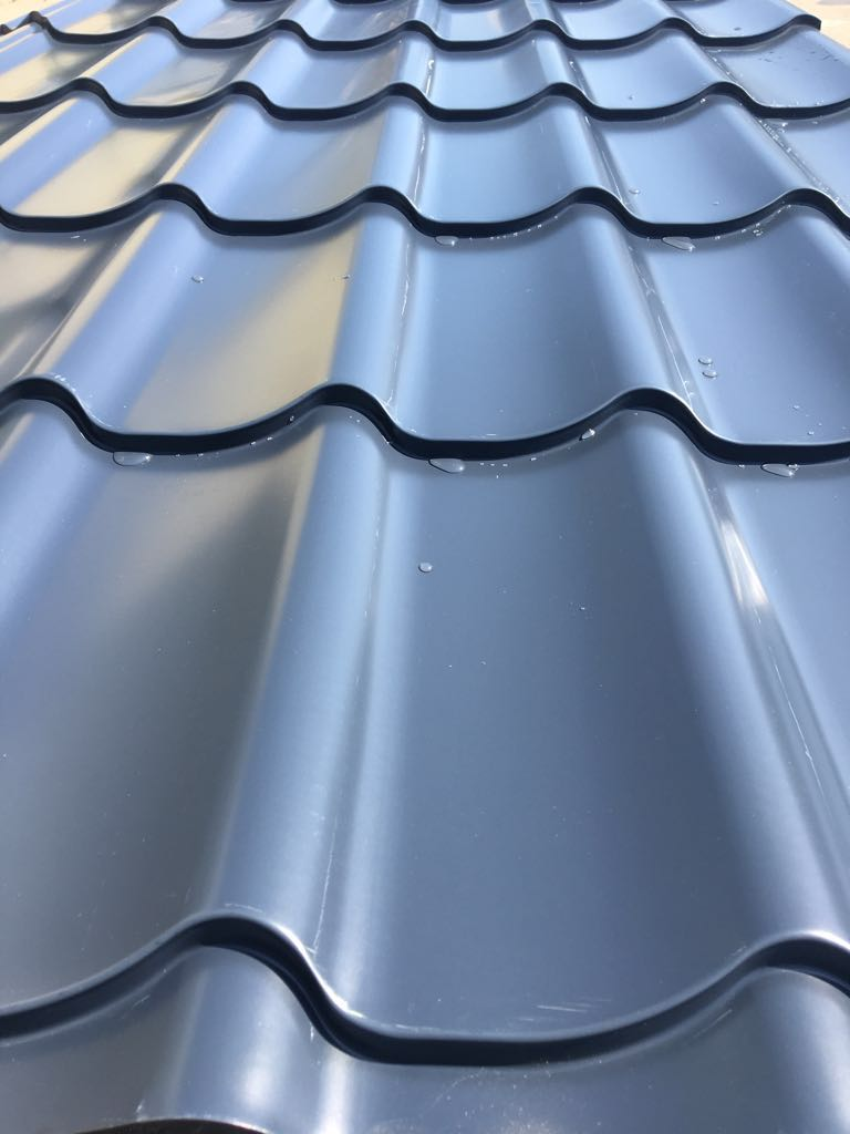 pan tile roofing sheets manufactured to size