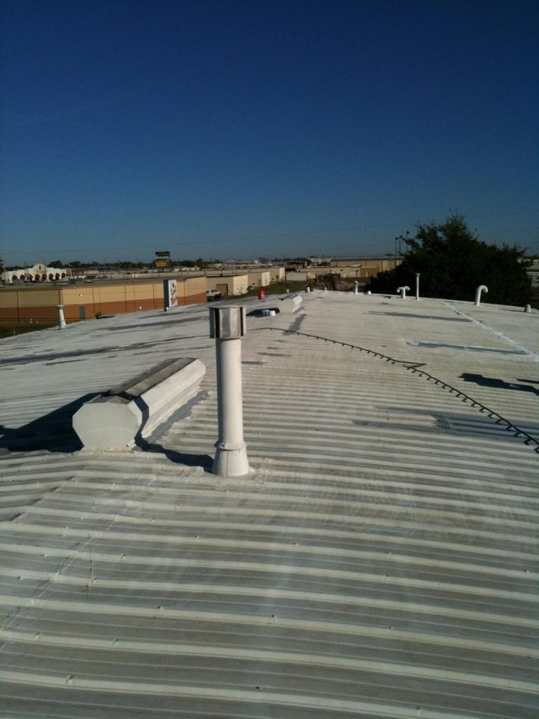 Low Slope Roofscapes