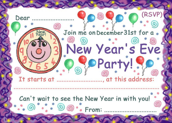 Invitation letter for new year party merry christmas and happy new invitation letter for new year party stopboris Choice Image