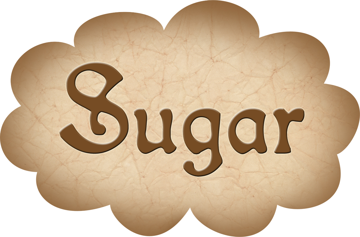 Pantry Label Sugar