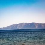 Küste bei Cala Gonone