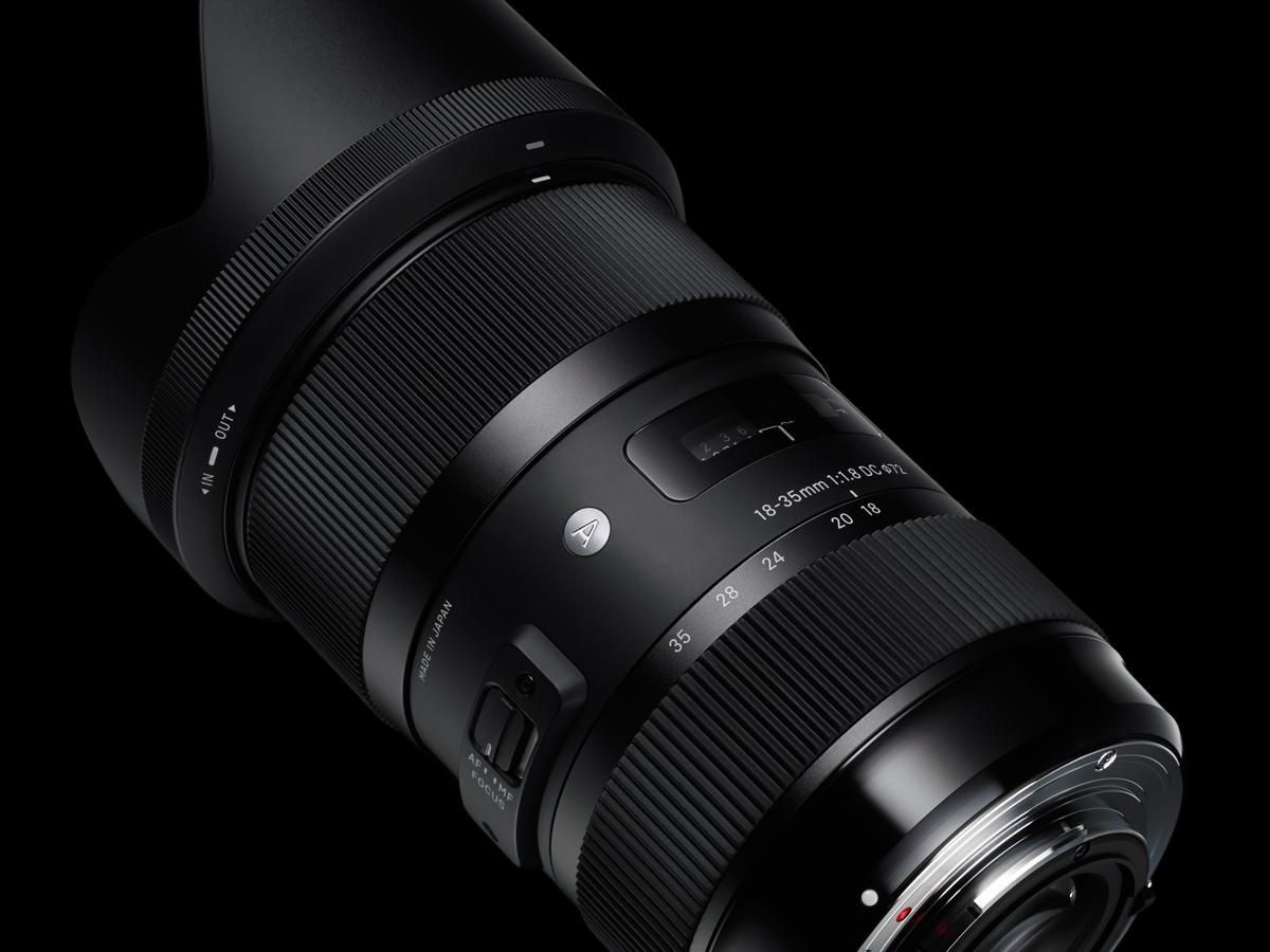 Sigma 18-35mm f/1.8 DC HSM Nikon Art