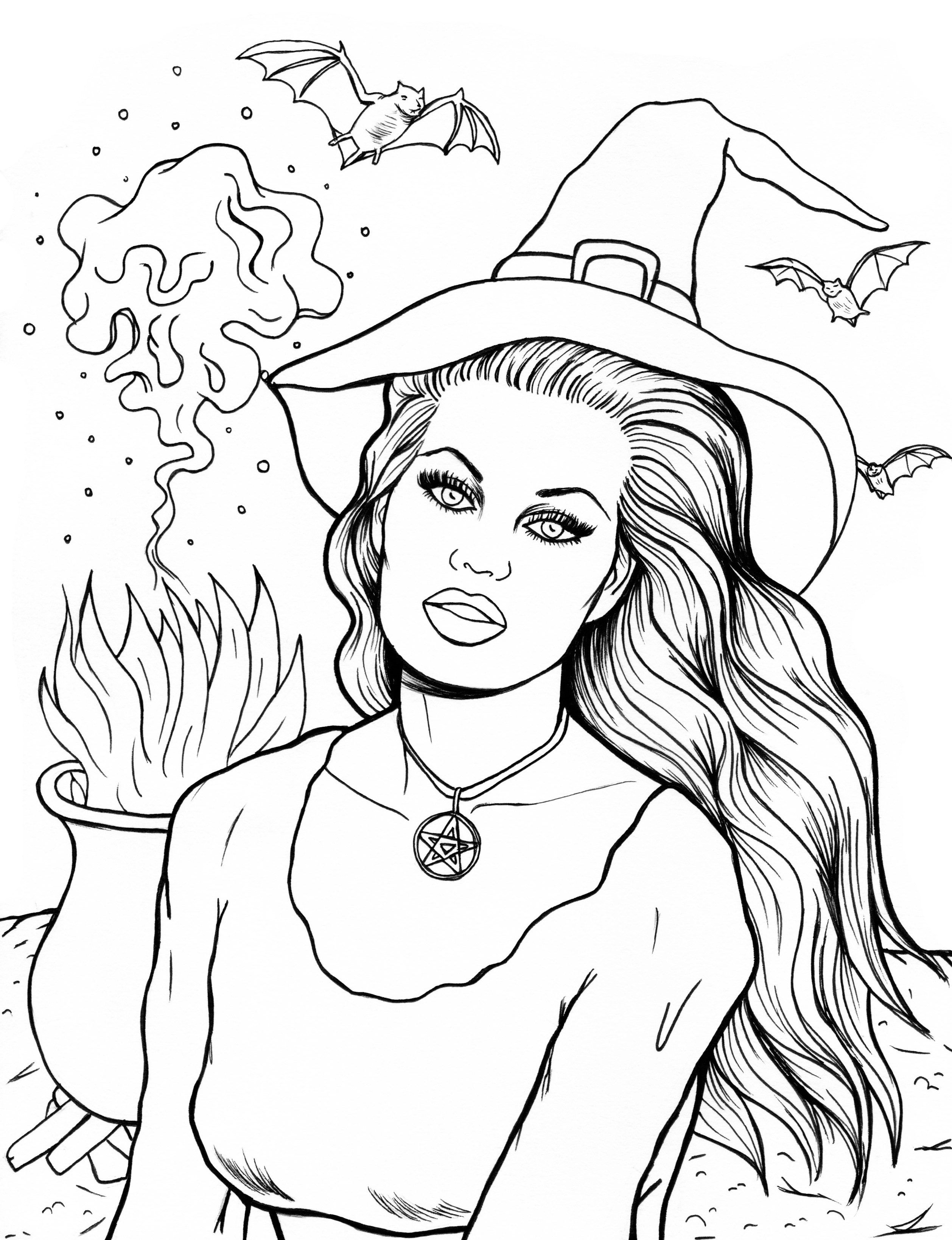 Rookie Saturday Printable Halloween Coloring Pages
