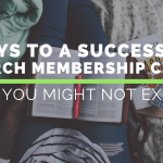 6 Keys to a Successful Church Membership Class (That You Might Not Expect)