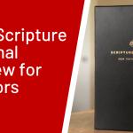ESV Scripture Journal Review for Pastors