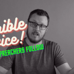 Terrible Preaching Advice Too Many Preachers Follow