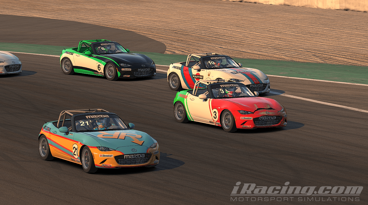 5 things you'll need to get used to in iRacing – Rookie Raceline