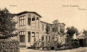 Sanssouci anno 1907