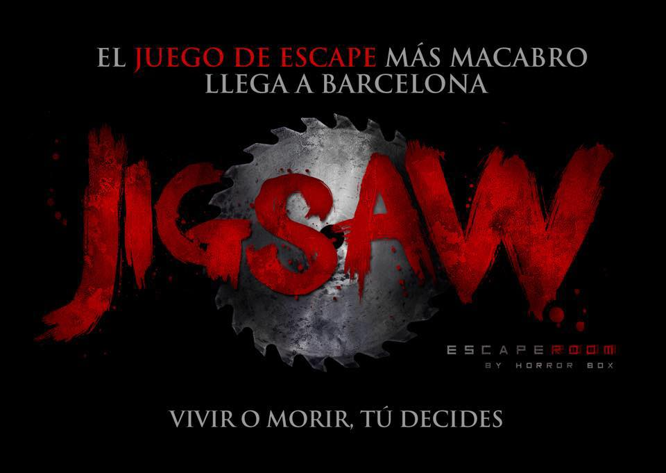 Horror Box Jigsaw El Quinto Elemento