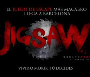 Horror box – Jigsaw