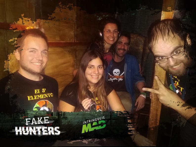 fake hunters
