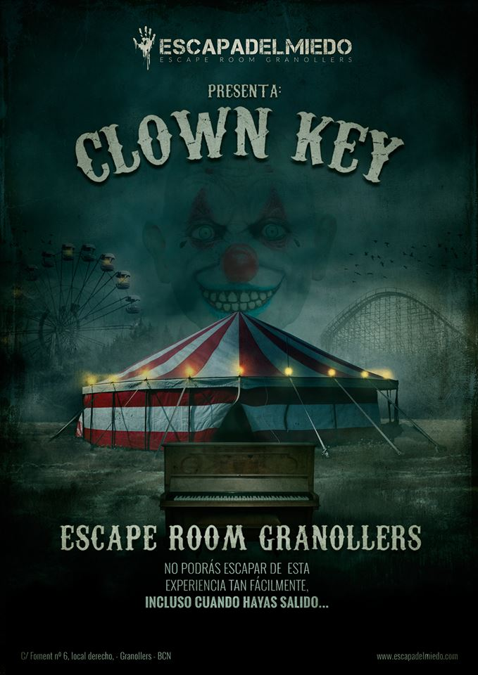 Clown key