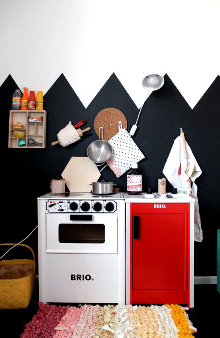 blackboard chalkboard wall kids room 6