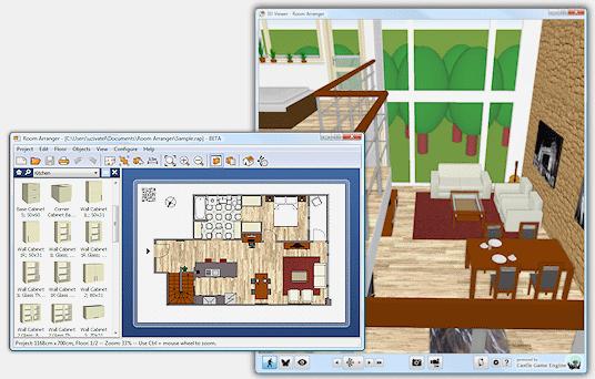 Room Arranger Design Floor Plan