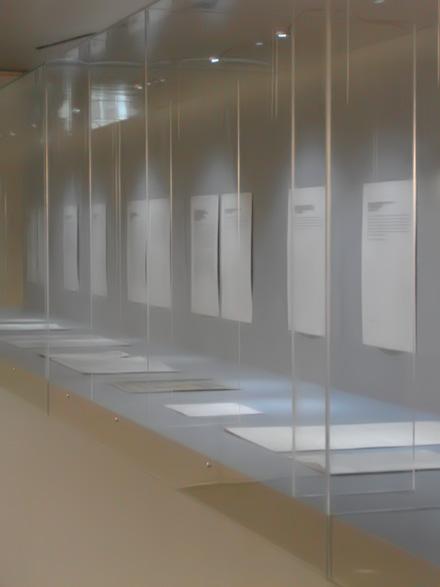 Exhibition Ringelblum Archives Memorial de la Shoah Paris Foto (c) gonzalezhaase.com