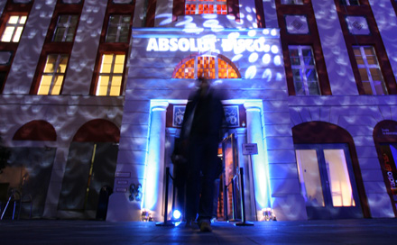 IN AN ABSOLUT WORLD KICK-OFF im Admiralspalast Berlin