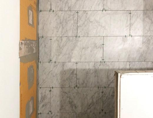Basement Bathroom : Renovation Update - roomfortuesday.com
