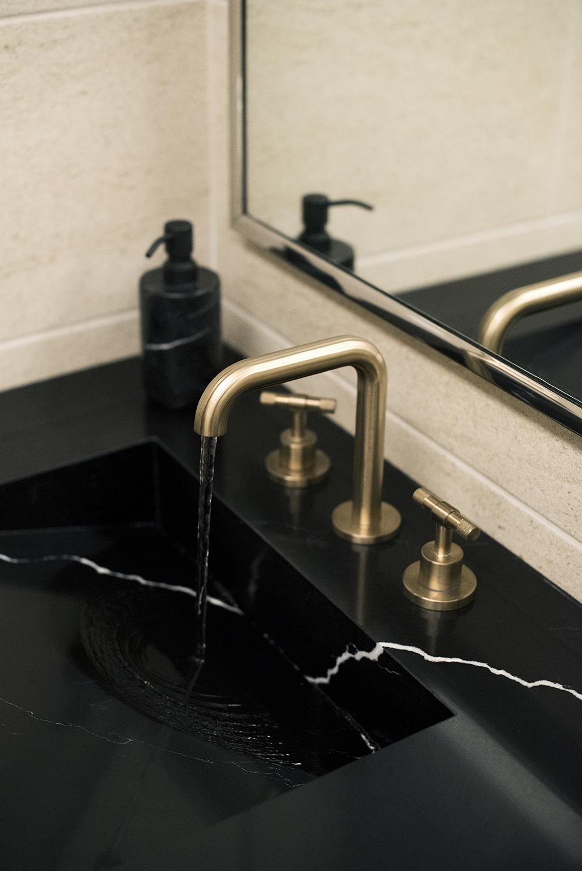 brizo litze faucet at mapleleaf