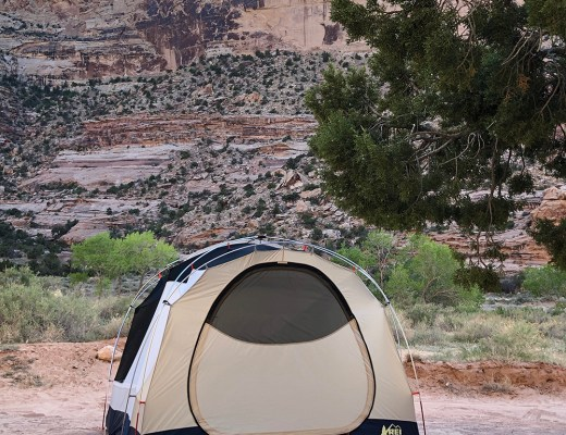 Date Night : Camping Weekend Away (+Our Favorite Gear) - roomfortuesday.com