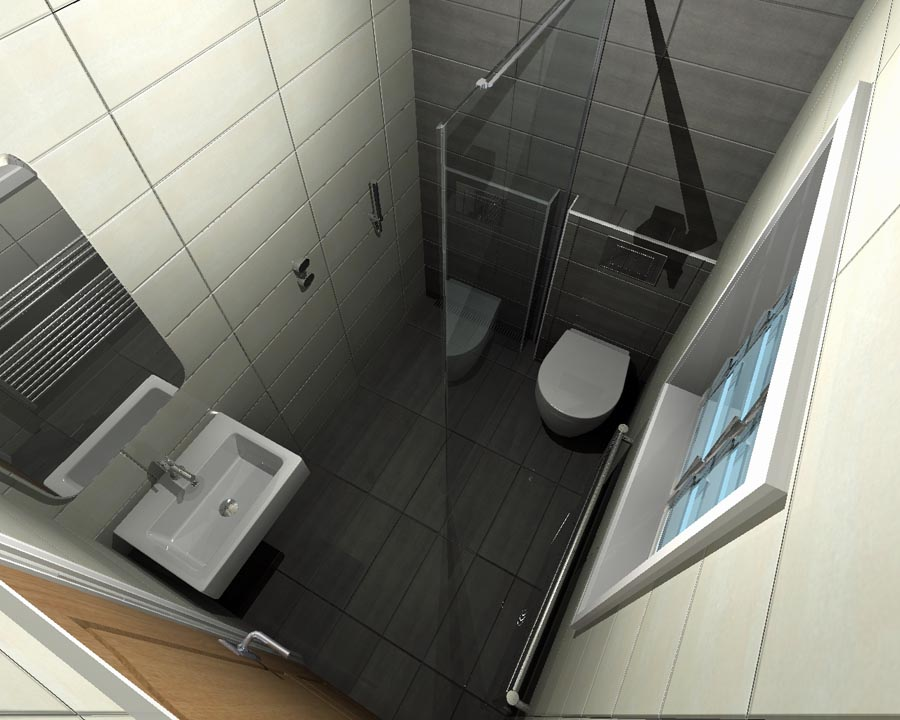 Bathroom Design Ideas & Images   Inspiration For Your New ... on Small Space Small Bathroom Ideas Uk id=19204