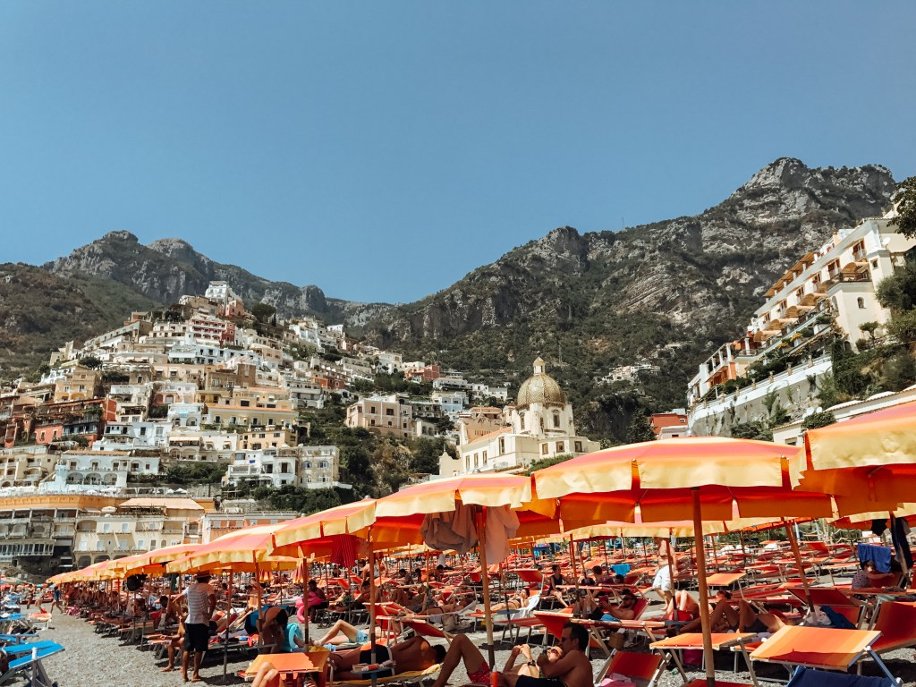 Guide to Positano Room Service and Rose