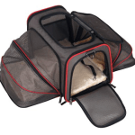 How To Fly With Pets Expandable Pet Carrier