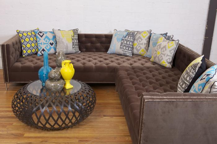 Extra Deep Sectional Sofas Hotornotlive : extra deep couch sectional - Sectionals, Sofas & Couches