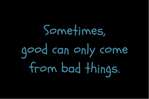 Why God allows bad things to happen