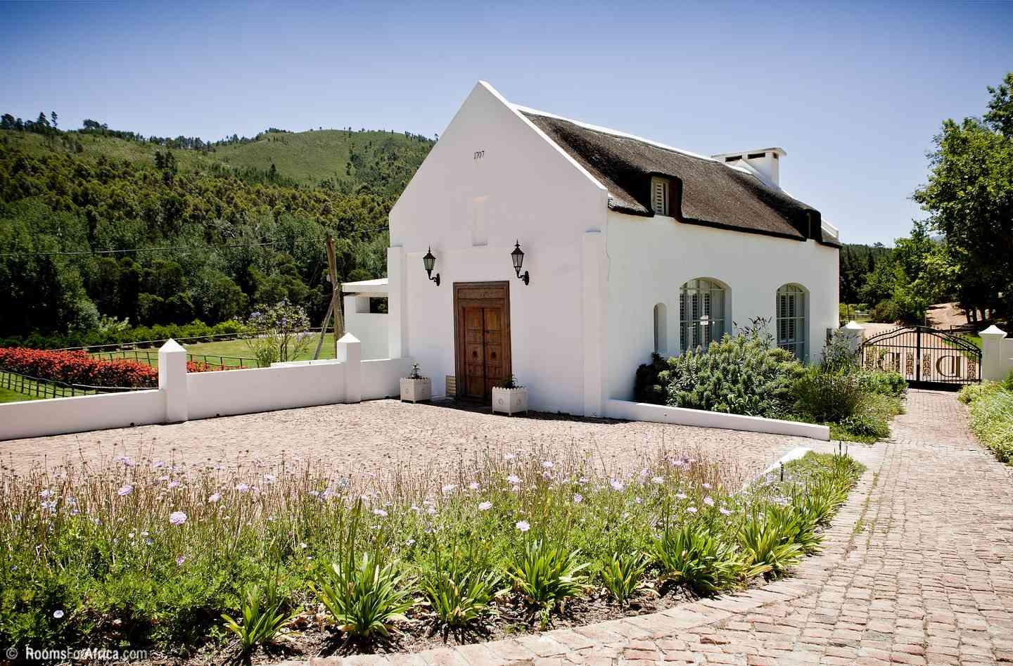 Grand Ddale Country House Wellington South Africa