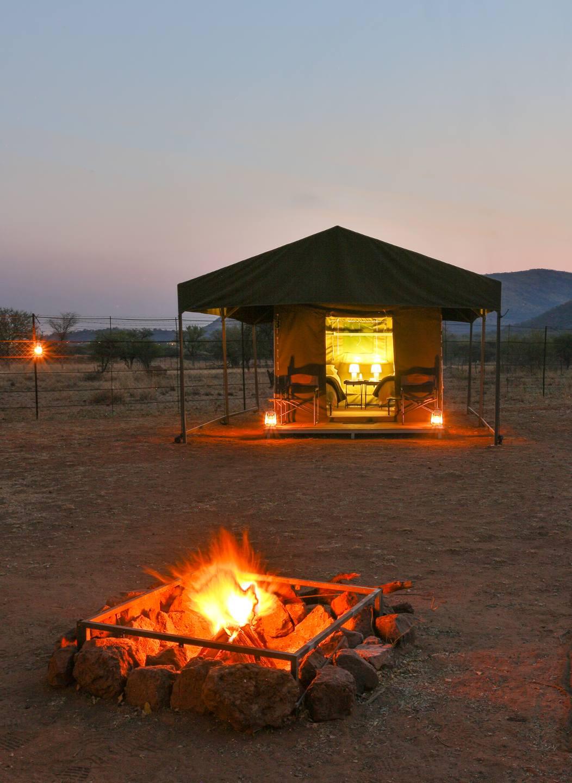 Pilanesberg Tented Safari Camp Pilanesberg National Park