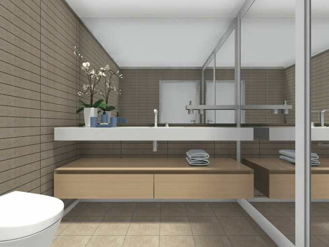 10 Small Bathroom Ideas That Work   RoomSketcher Blog 10 Small Bathroom Ideas That Work