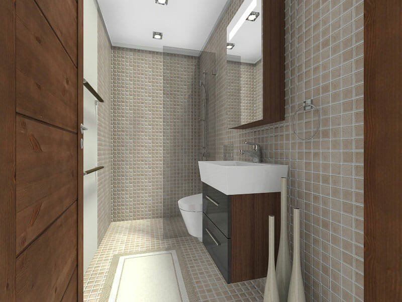 10 Small Bathroom Ideas That Work Home Building Materials