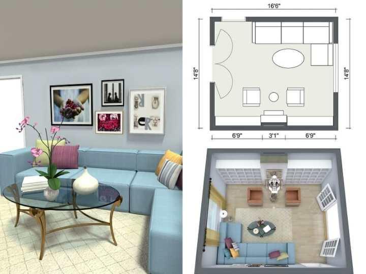 Online living room planner for Room organizer online